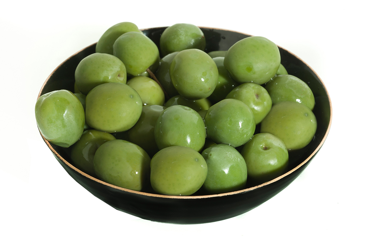 "Olive verdi ""Castelvetrano"" intere"