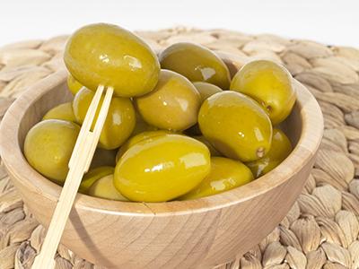 """Green olives """"La bella di Cerignola"""""""